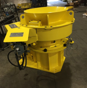Spinning Hydraulic Torque Device