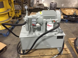 Hydrualic Pump Unit for SHTD