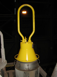 Steel Lift Cap for ALX Electrodes